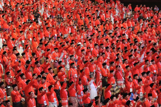 #PAU2016 Orang Melayu Urban Tak Sokong UMNO!