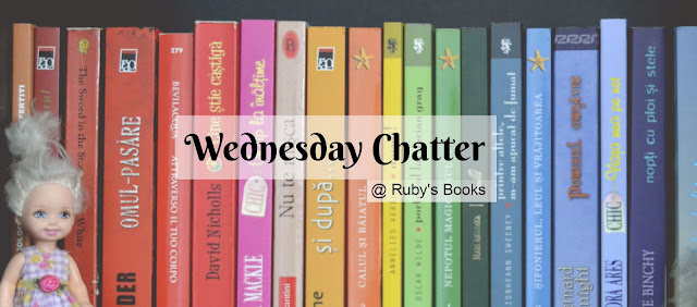Wednesday Chatter @ Ruby's Books