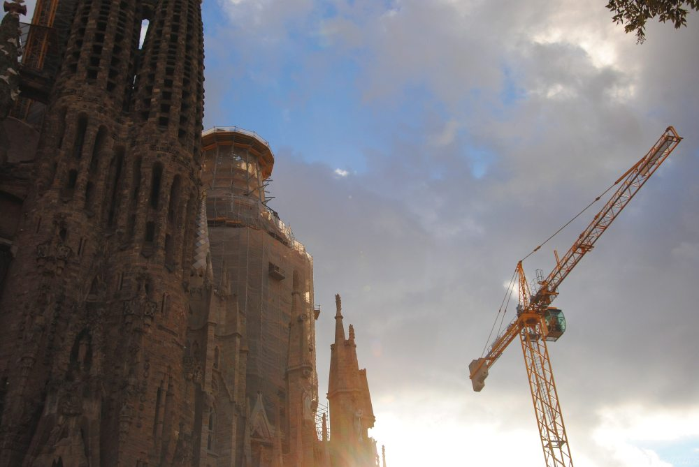 Barcelona na  jesienny wypad.