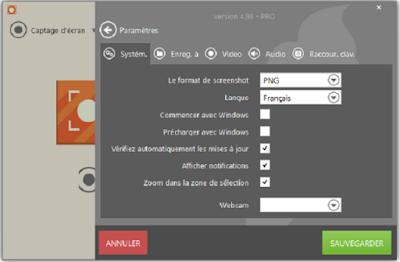 تحميل برنامج Icecream Screen Recorder 4.98 لتصوير  شاشة الحاسوب