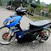 Modifikasi Motor Nouvo Thailook Style Kontes