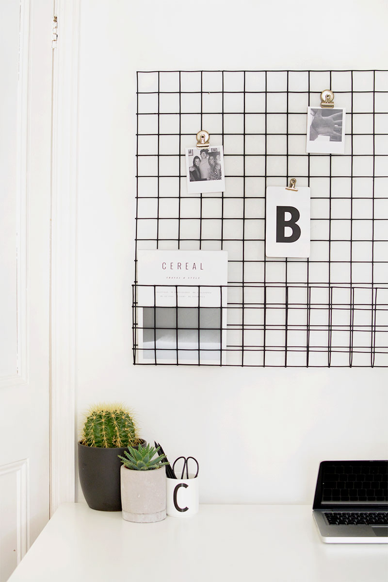 memo board diy project