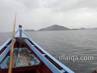 menuju Pulau Pahawang