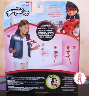 Оригинальная кукла Леди Баг