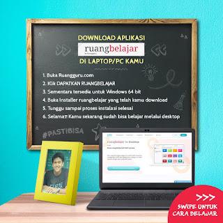 pakai laptop lebih nyaman di ruang guru