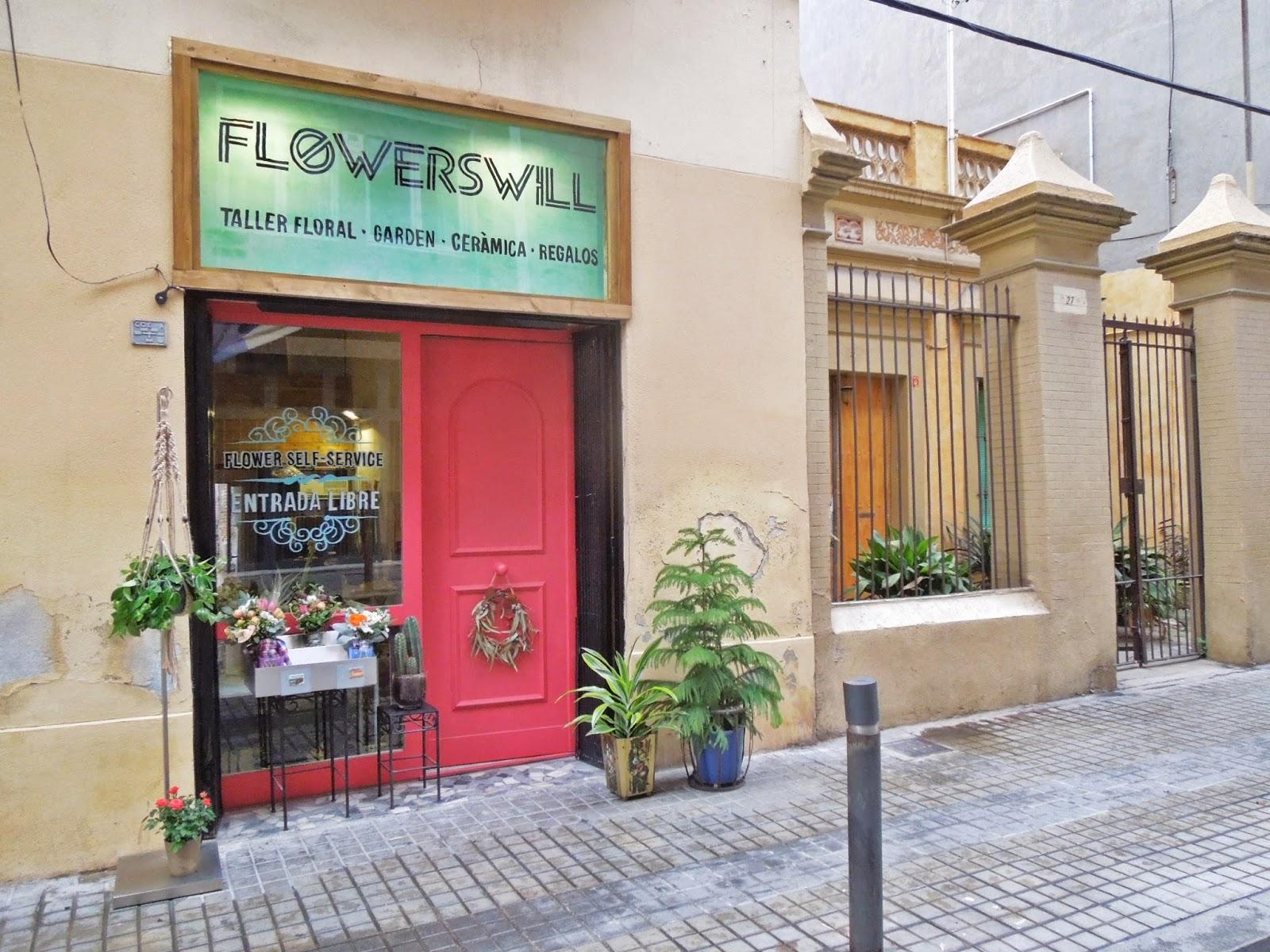 Flowerswill, el plan de las flores