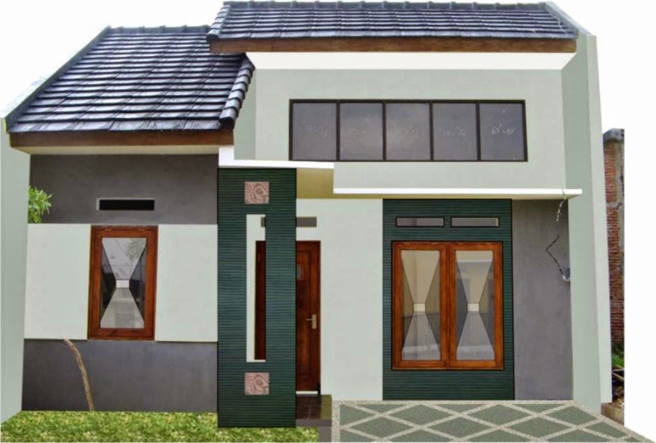 Model Rumah Minimalis Tipe 36 | Design Rumah Minimalis
