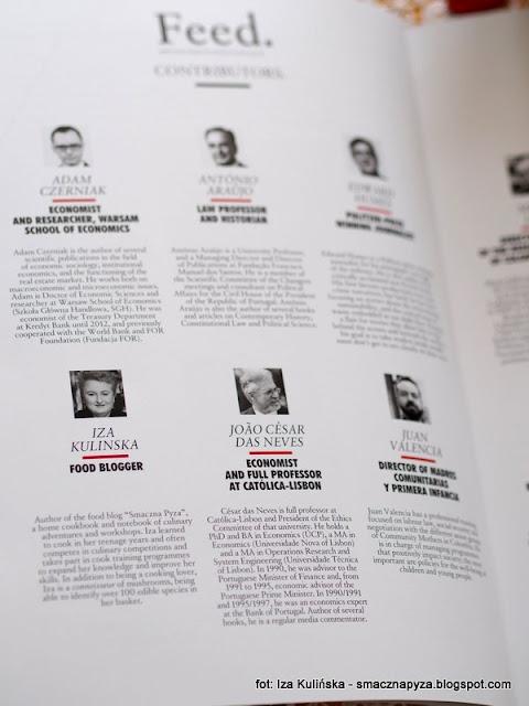 feed jeronimo martins, worlds magazine, artykul, grzybobranie, o grzybach
