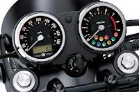 Kawasaki W800 Street (2019) Instruments