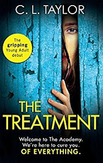 The Treatment by C.L. Taylor cover