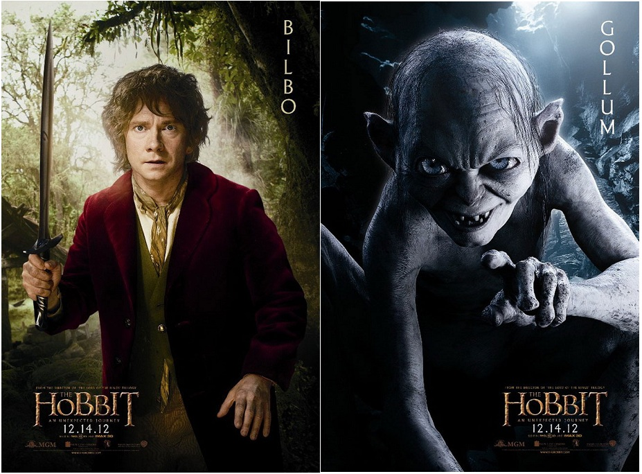 HOLLYWOOD SPY HOLLYWOOD SPY SPOTLIGHT ON THE MAIN CHARACTERS FROM THE HOBBIT AN UNEXPECTED