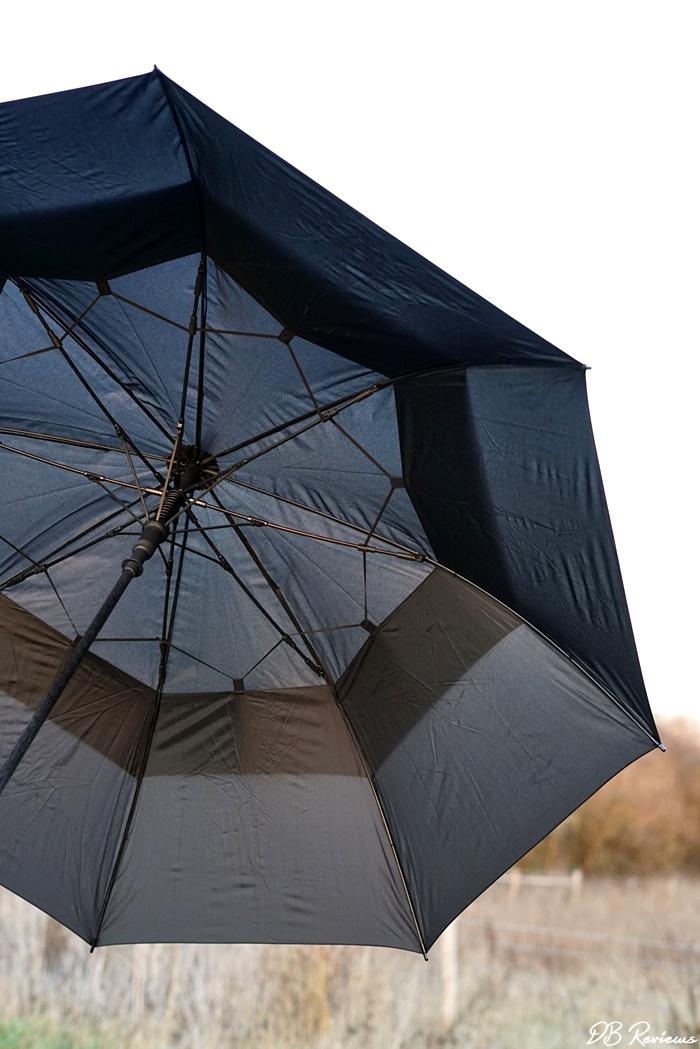 Soake Storm King Sport 135 Black Gents Umbrella