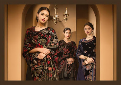 Bareeze-winter-shawl-dresses-designs-collection-2017-for-girls-3