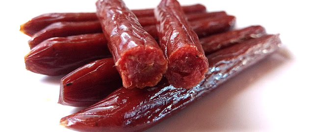teriyaki beef sticks