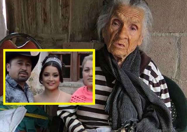 'Mientras Rubí y familia disfrutan la fama, su abuelita de 97 años no tiene ni para comer