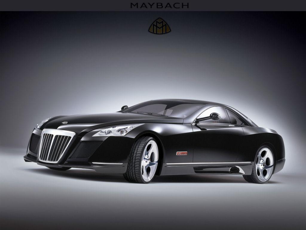 Fast Cars Maybach Car The 8 Million Dollar Phots