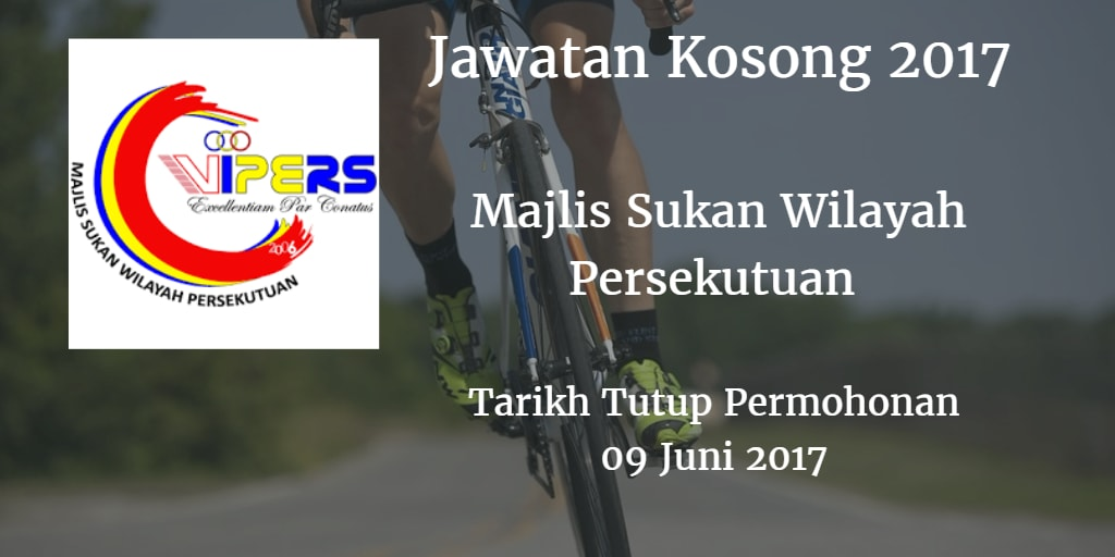 Jawatan Kosong WIPERS 09 Juni 2017