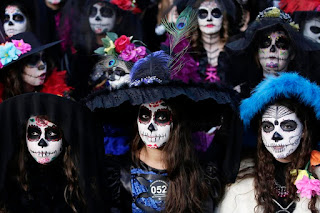 Latin America observes Day of the Dead