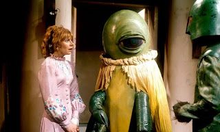 Doctor Who The Curse of Peladon