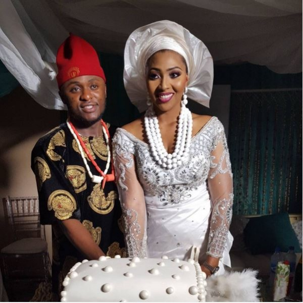 Image result for Lilian Esoro and Ubi Franklin