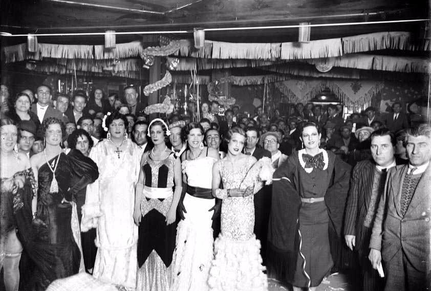 Taller d'Argot Bord (LGBTI): Jean Genet al Raval de Barcelona