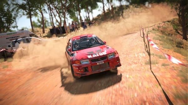 Dirt 4 Torrent Imagem