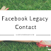 How do I Choose a Facebook Legacy Contact? | Choose Your FB Legacy Contact