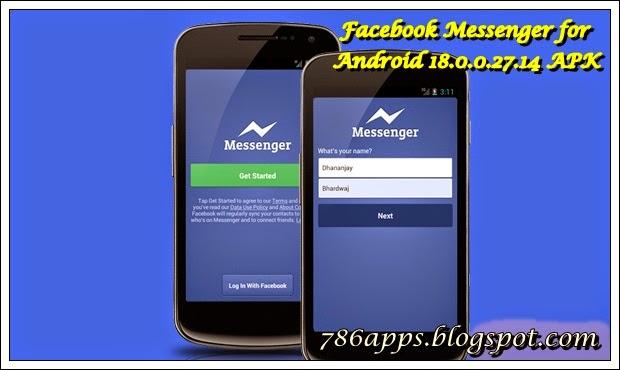 messenger 18 0 0 27 14 apk software update home