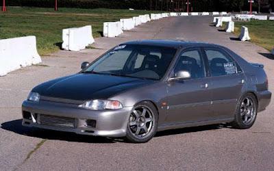 Civic Genio Silver 1995