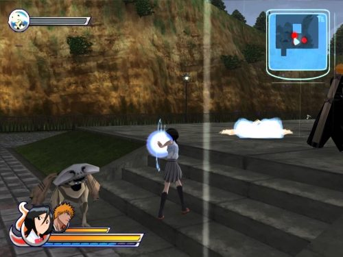 Bleach Erabareshi Tamashii PS2 GAME ISO Gameplay