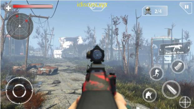 Counter Terrorist Sniper APK + MOD