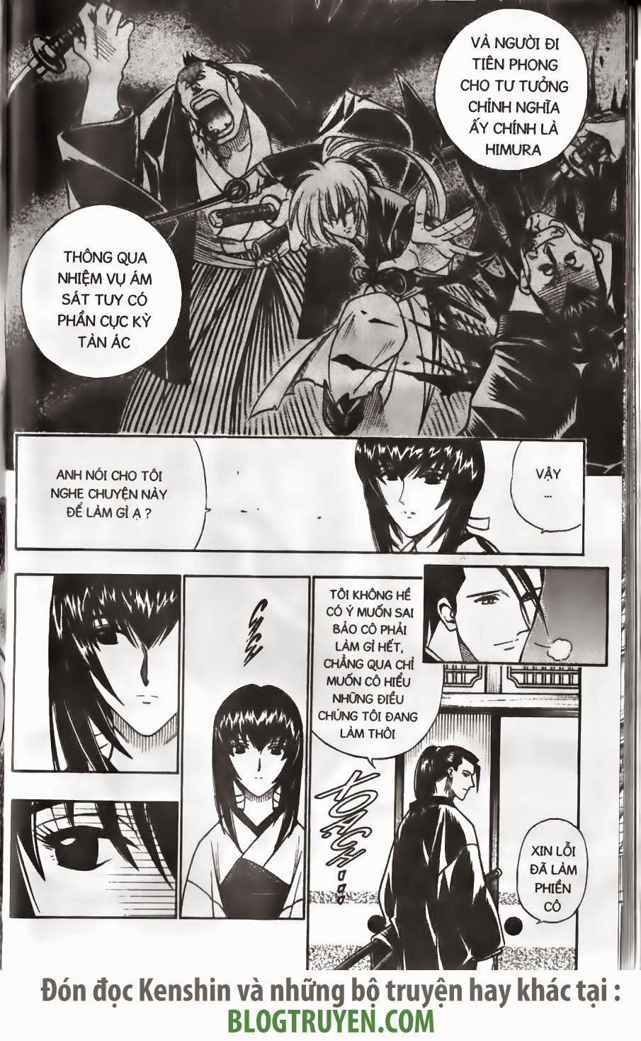 Rurouni Kenshin chap 169 trang 11