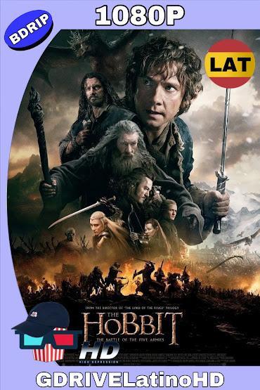 El Hobbit: La Batalla De Los Cinco Ejércitos (2014) EXTENDED 1080p LAT-CAS-ING MKV