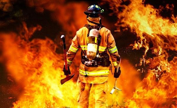 Resultado de imagem para a prova de fogo