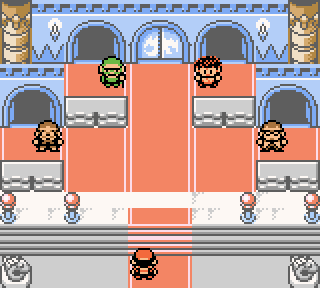 pokemon crystal clear screenshot 2