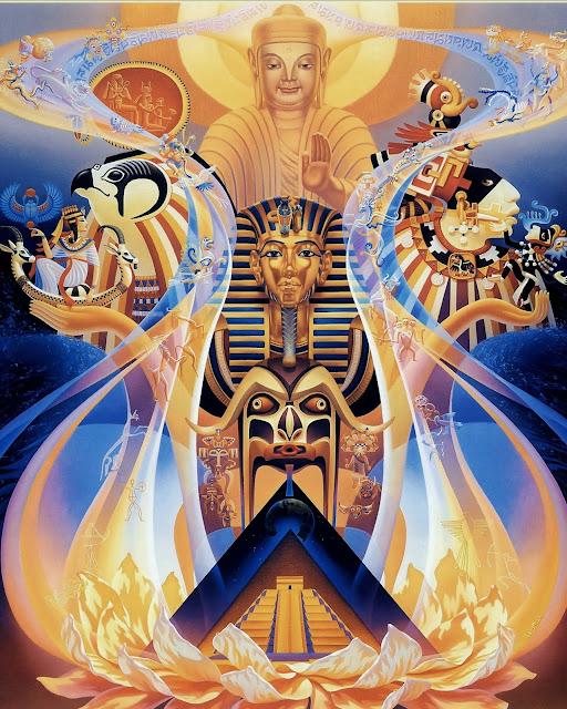 Teosofia, a ciência divina, misticismo, esoterismo