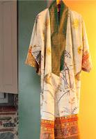 Fong Bassetti Granfoulard. Kimono