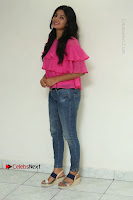 Telugu Actress Deepthi Shetty Stills in Tight Jeans at Sriramudinta Srikrishnudanta Interview .COM 0005.JPG