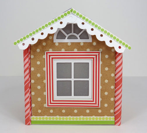 ... cute gingerbread gift box that is perfect for holiday gift giving