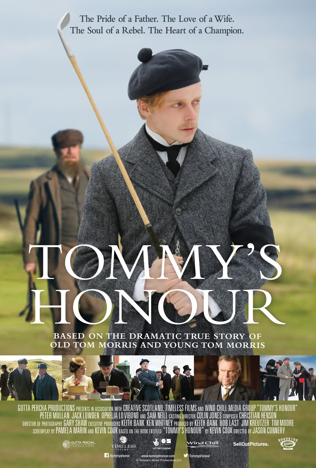 Tommy's Honour 2016