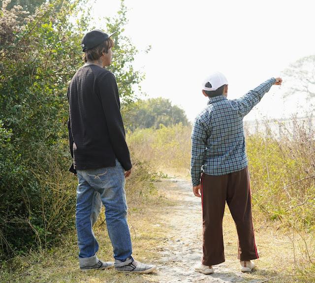 Sourajit Saha & Nephew Rick 6