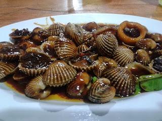 Warung Seafood Bajak Laut Muntilan