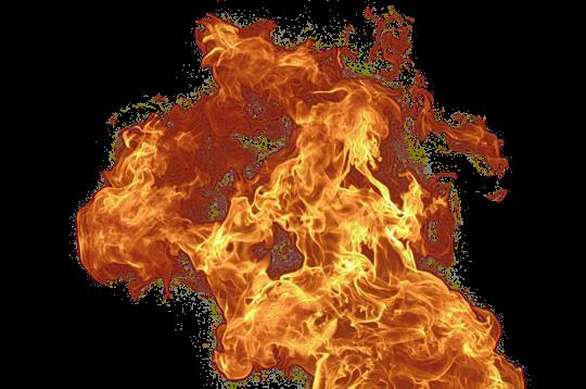 Llamas De Fuego Png Transparente