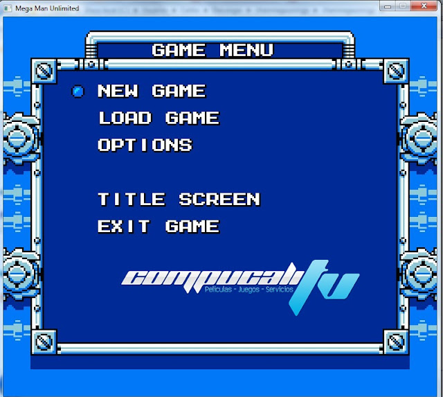 MegaMan Unlimited PC Full