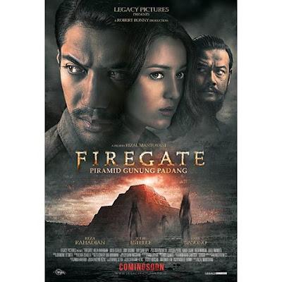 Biodata Pemain Film Firegate: Piramid Gunung Padang