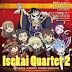 ▷ Descargar Isekai Quartet 2 OST - OP&ED + Instrumental [Extendido] [MP3-320Kbps]