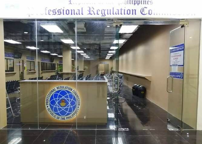 New location of PRC Regional Office 6 Iloilo City