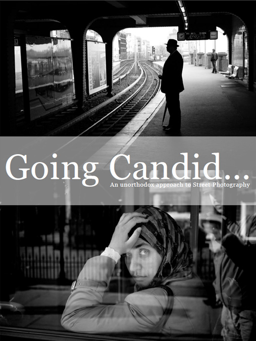 "Portada ""Going candid"""