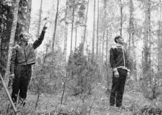 Caso Humanoide de Imjärvi: Aarno Heinonen y Esko Viljo