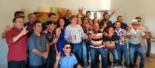 João se reúne com lideranças do Seridó e Curimataú e recebe apoio de prefeitos